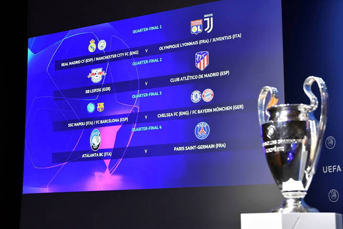 UEFA Champions League group stage DRAW 2020/2021 | Daily ...